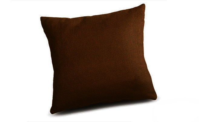 Cushion in Espresso