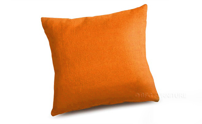 Cushion in Orange