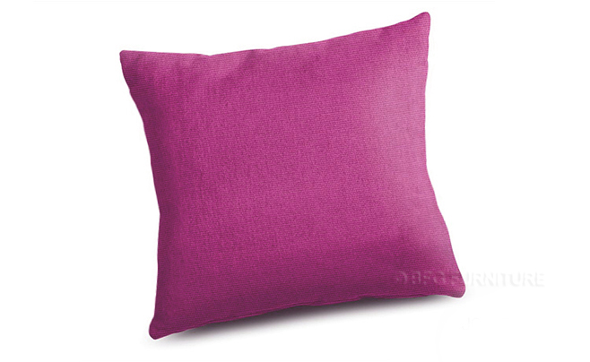 Cushion in Iris