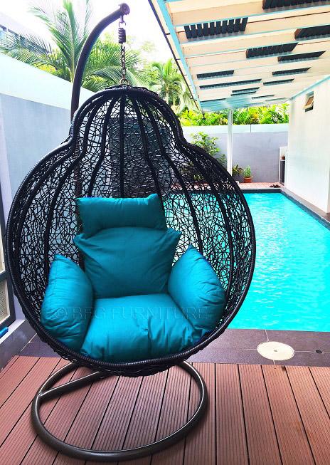 Modern Tiffany - Swing Chair