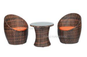 Bali Cooler - Orange Cushions