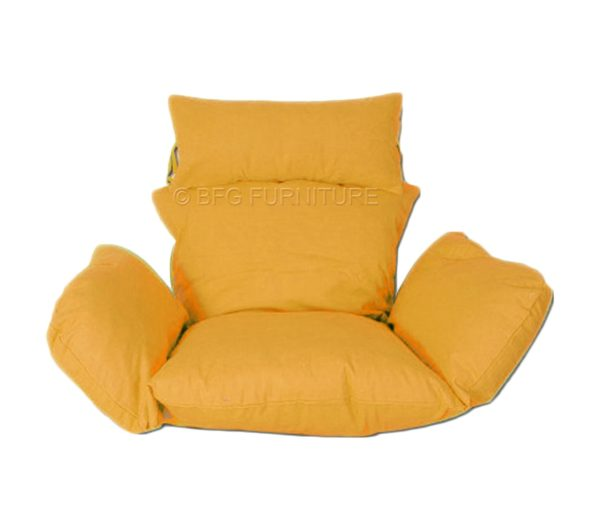 Classic Cushions - Mustard