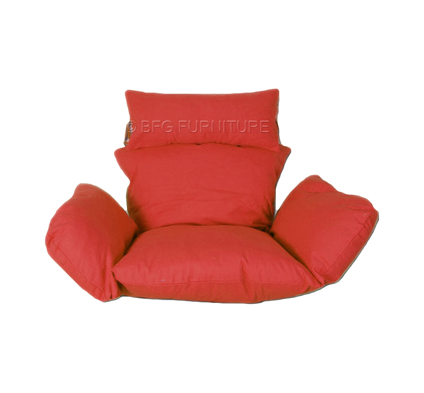 Classic Cushions - Scarlet