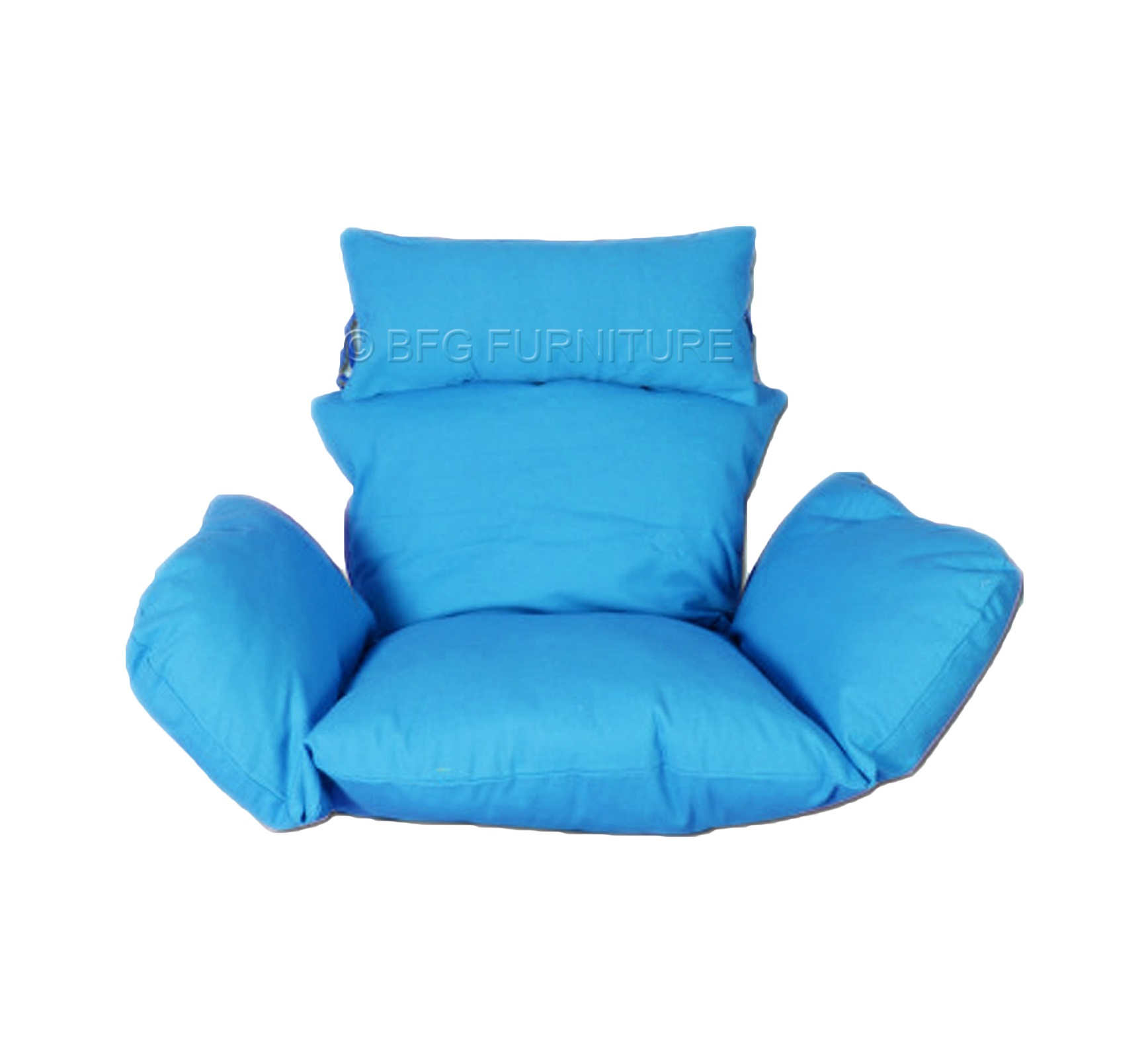 Classic Cushions - Light Blue