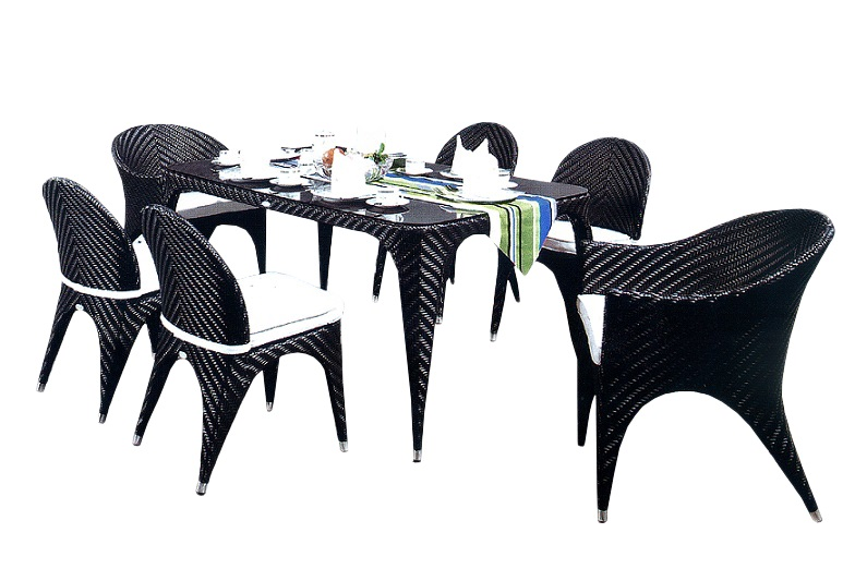 Deluxe Patio Dining Set