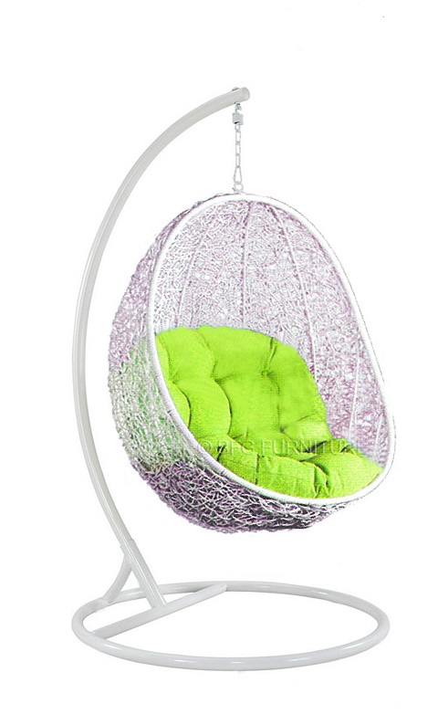 Fair Lime - Swing chair (White)
