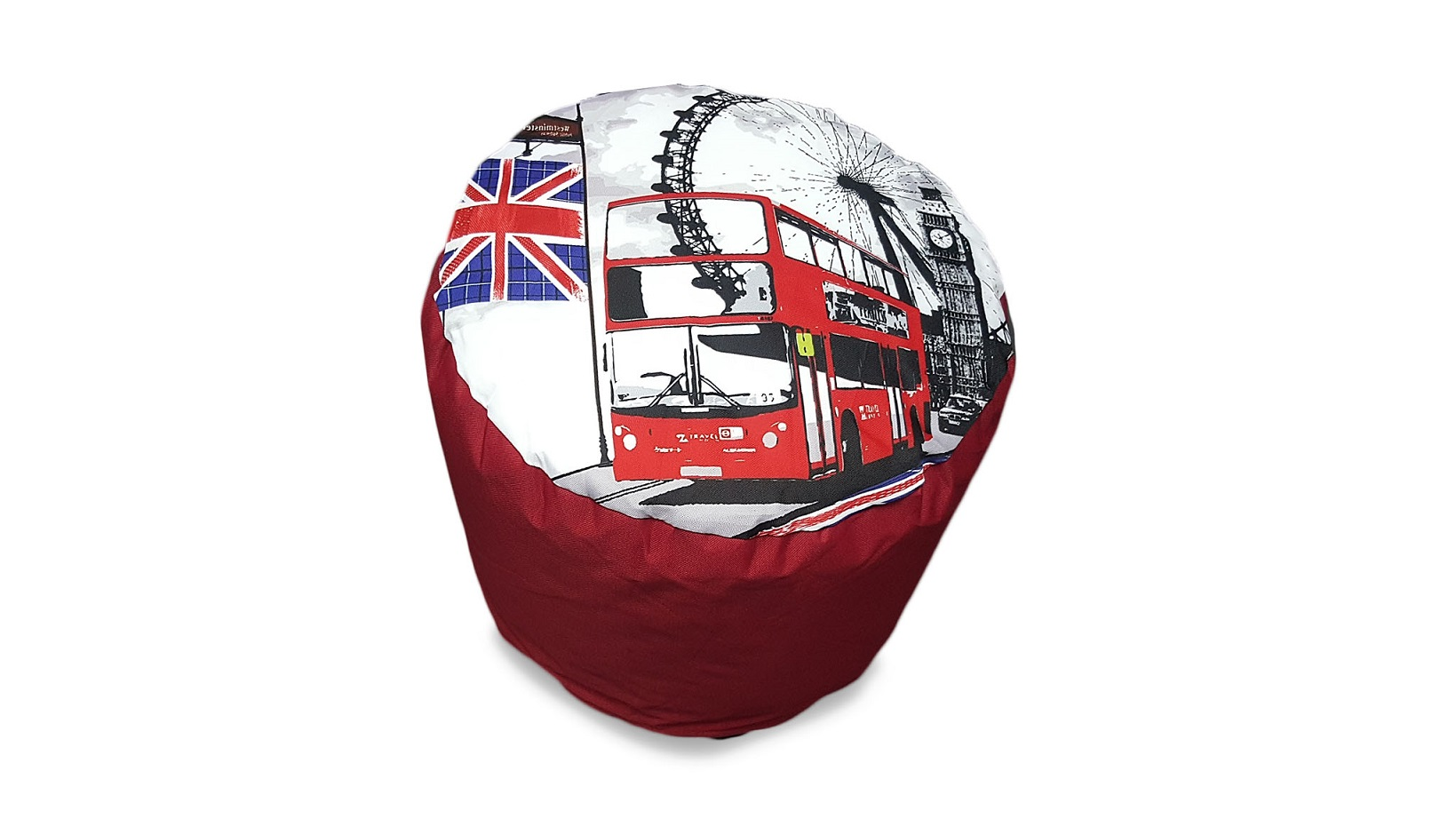 London Bus Bean Bag