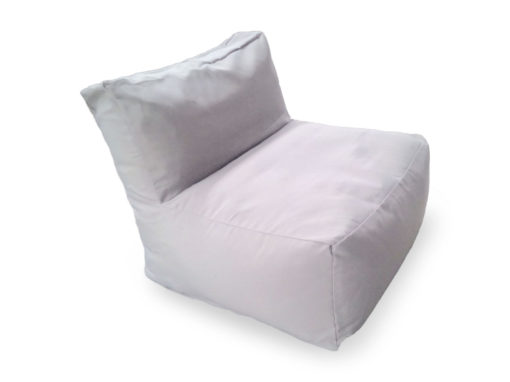 Gray Bean Bag Chair