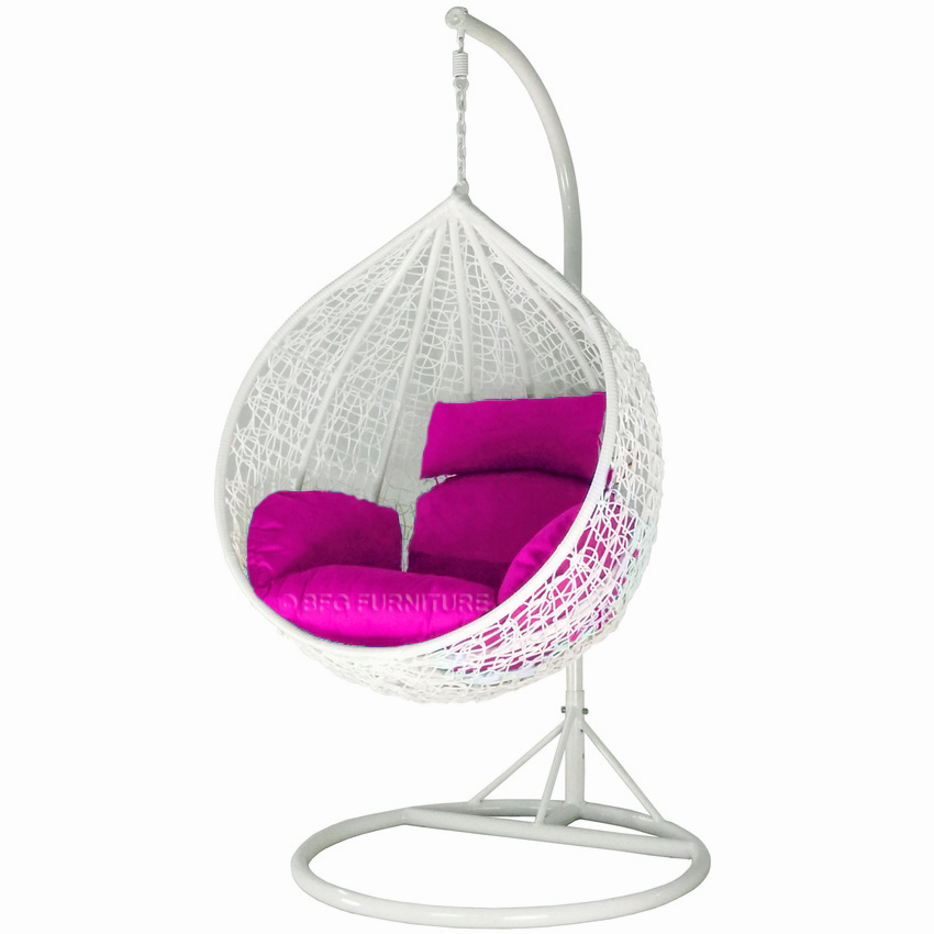 Classic Royal - Swing Chair (White)