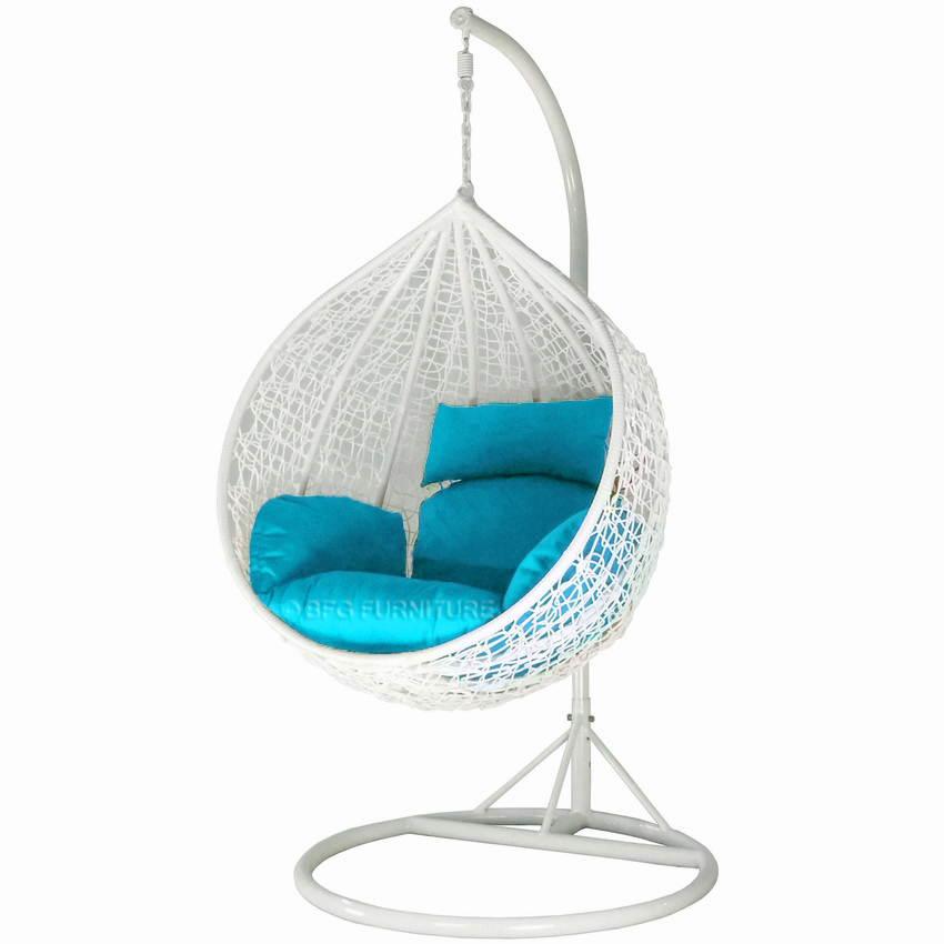 Classic Tiffany - Swing Chair (White)