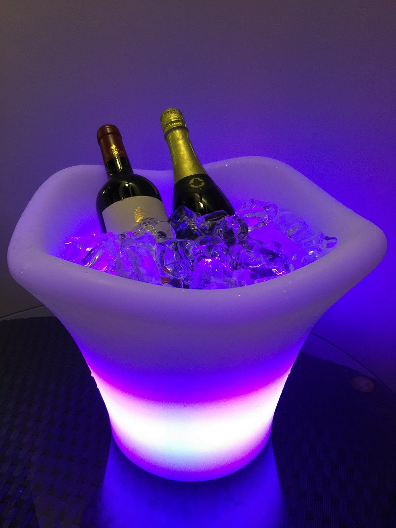 Led Ice Bucket Outdoor Furniture Bfg Furniture