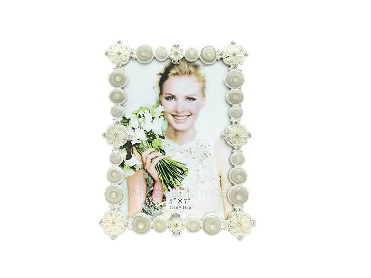 Swirlie Photo Frame