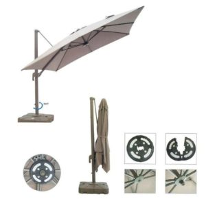 Patio Umbrella - 3M X 3M