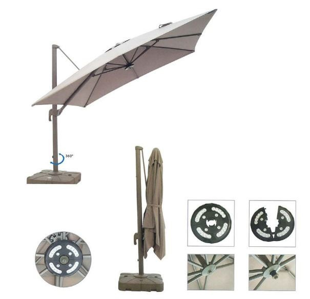 Patio Umbrella - 3M X 3M
