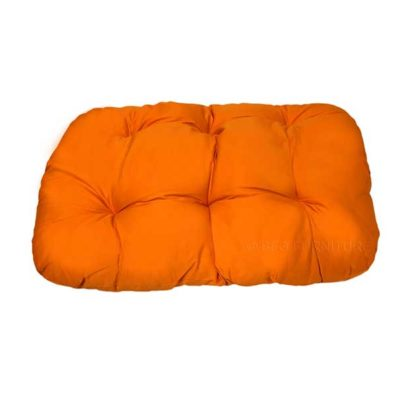 Outdoor-Orange-Cushion