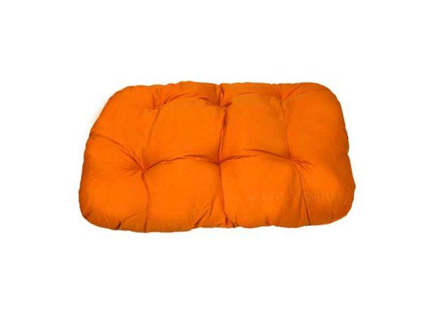 Outdoor-Orange-Cushion