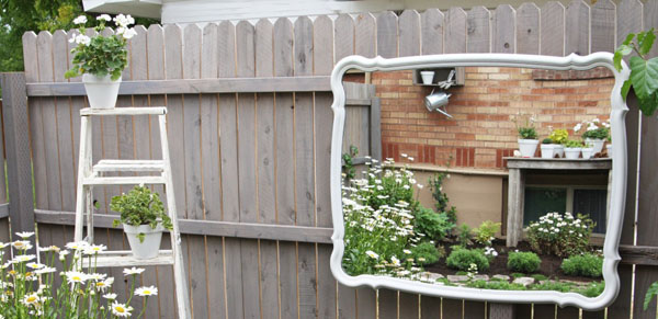 5 Ways To Make A Small Outdoor Space Look Bigger