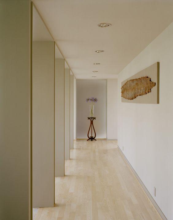 Ways To Make Your Narrow Hallway Look Bigger