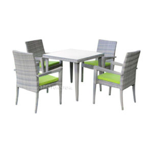Astilbe Patio Dining Set