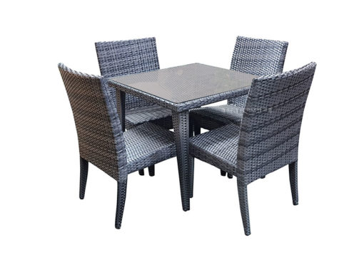 BFG-Patio-Dining-Set-Brown