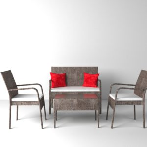 Katsura 6 Piece Sofa Set