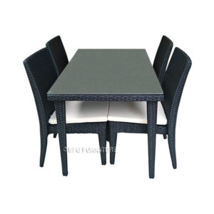 Crocus 5 Piece Dining Set