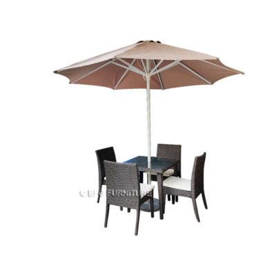 Carina-5-Piece-Dining-Set-with-Umbrella