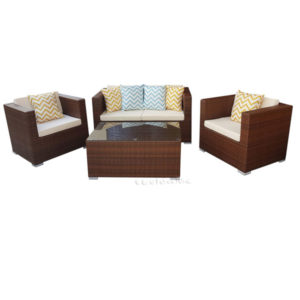 Dianthus Summer Sofa Set