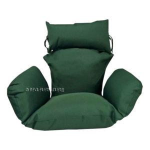 Classic Hunter Green Cushion