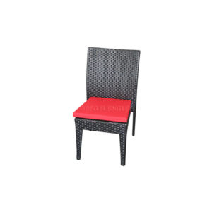 Indoor/Outdoor Patio Dining Chair Cushion (Set of 4)